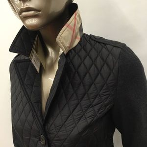 BURBERRY BRIT WOMENS CASUAL JACKET